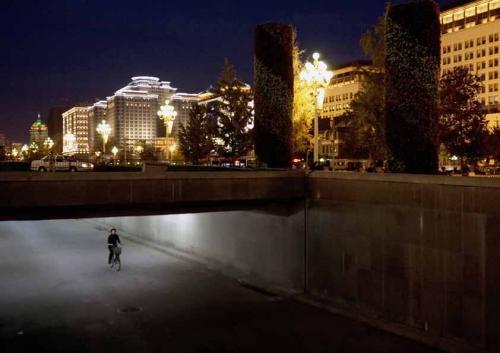 Pechino, Cina - Beijing, China (10/2007)Roberto Fumagalli - Italia