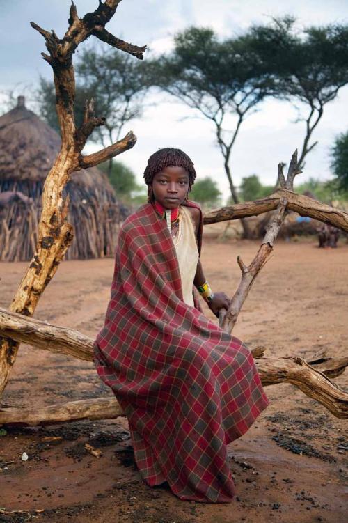 donpa, turmi, etiopia, africa